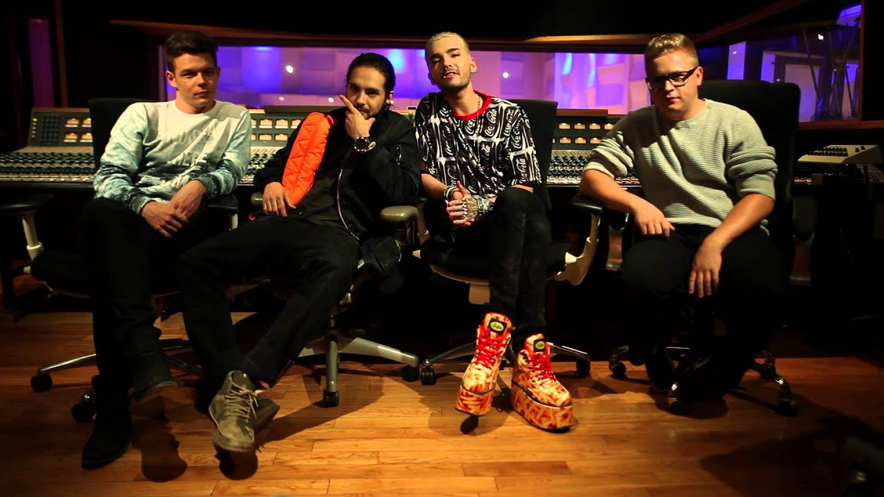 Tokio Hotel - Kings Of Suburbia Disponible En Mixup