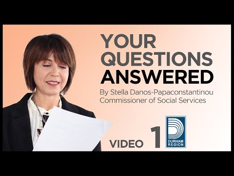 Housing With Supports in Beaverton - Questions and Answers with Stella (Video 1)