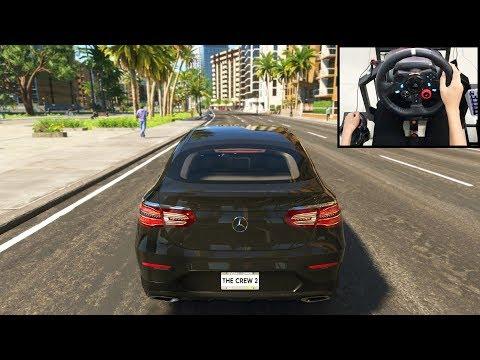 Mercedes‐Benz GLC - The Crew 2 | Logitech G29 Gameplay