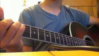 tutorial fea pero te quiero guitarra acustica completo acordes y rasgeo