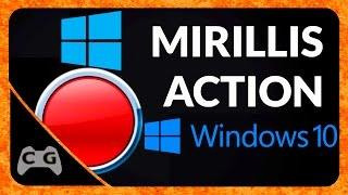 Como Configurar o Programa Mirillis Action Corretamente no Windows 10