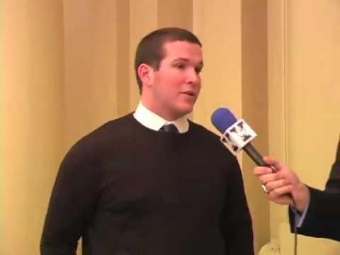 Paul Rice, 2009 Yale football captain