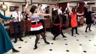 Грузины грузинский танец Ачарули