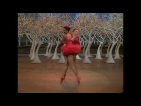Cyd Charisse Dee Turnell Ballet Fun