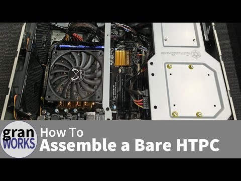 How To Build a Home Theater PC (HTPC)