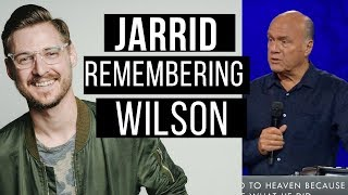 Jarrid Wilson: Recap of Greg Laurie and Kay Warren's Memorial Speech
