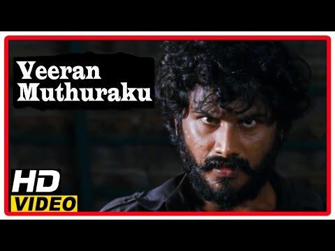 Veeran Muthuraku Tamil Movie | Climax Scene | Kathir Kills Police Officer Too