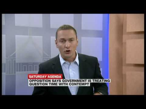 Sky News - Saturday Agenda - 19/7