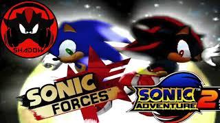 White Jungle Eggman's Facilites Mashup (Sonic Adventure 2 x Sonic Forces) | DJ Master Shadow