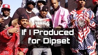 If I Produced for Juelz Santana, Dave East and Dipset... (Live)