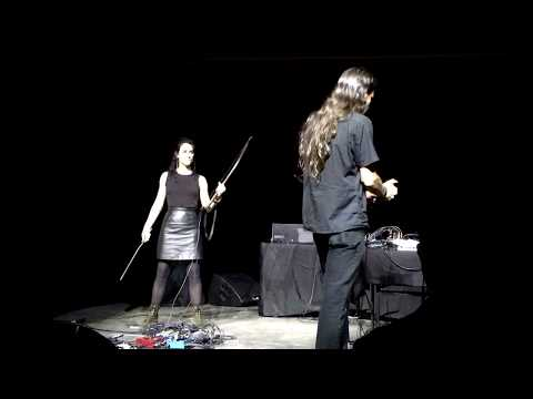 Pedestrian Deposit at Pioneer Works, Brooklyn 7/28/2017