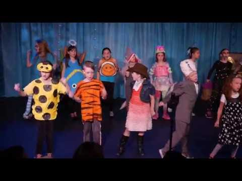 """LCC2016 """"Go Fish"""" Musical HD"""