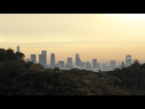 Los Angeles Road Trip (Malibu, E.T. house, Griffith Observatory, Sunset Blvd.)