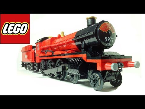 Lego Hogwarts Express Power Functions Mod