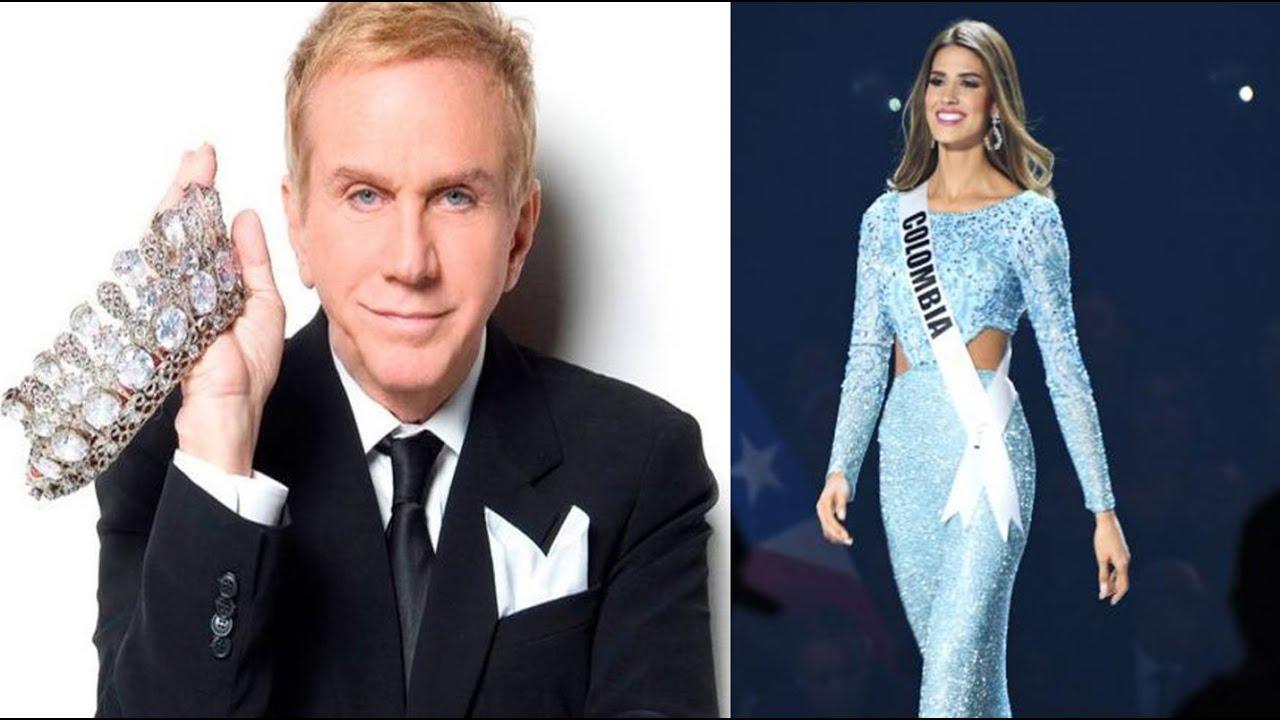 Osmel Sousa revela el momento en que se dio cuenta que Gabriela Tafur no ganaria Miss Universo