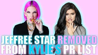 JEFFREE STAR REMOVED FROM KYLIE