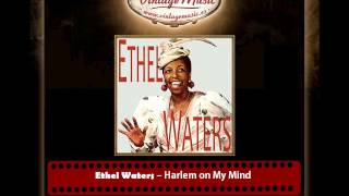 4Ethel Waters – Harlem on My Mind A Thousands Cheer