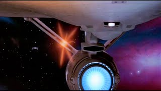WIDESCREEN - Wrath of Khan - Mutara Nebula Battle [#1]