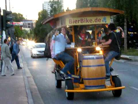 Bier Bike Hamburg