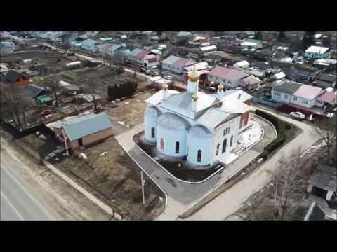 Свято-Иверский храм, Тульская область, Тепло-Огаревский район, п. Теплое
