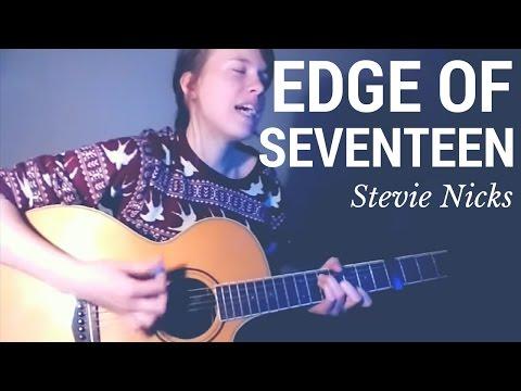 Edge of seventeen - Stevie Nicks (Gabrielle Grau acoustic cover)