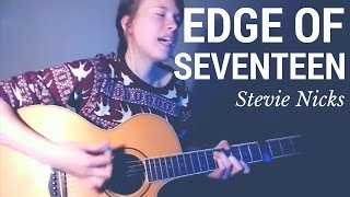 Baixar Edge of seventeen - Stevie Nicks (Gabrielle Grau acoustic cover)