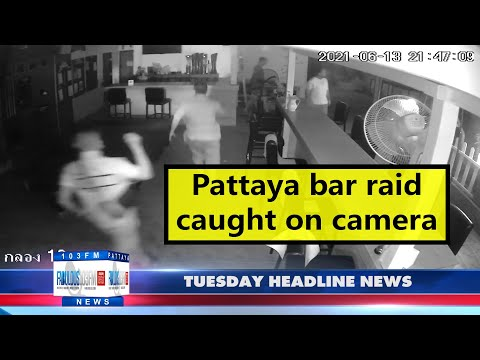 Latest Thailand News, from Fabulous 103 in Pattaya (15 June 2021)