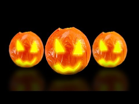 5  Cool Halloween Decor Ideas | Best DIY Video | 1 Minute Crafts
