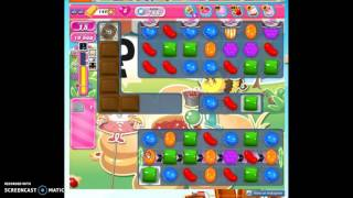 Candy Crush Level 748 help w/audio tips, hints, tricks