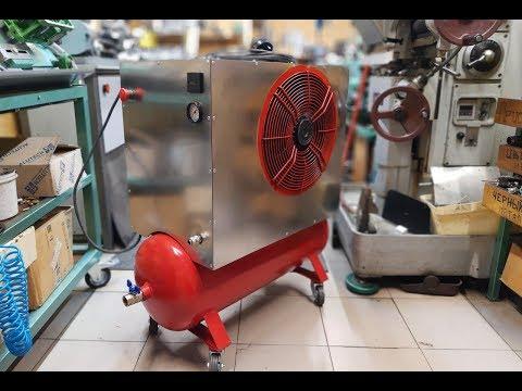 Крутой компрессор в мастерскую