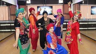 Rakaan - jenny johal | ladies bhangra performance | choreography by step2step dance studio