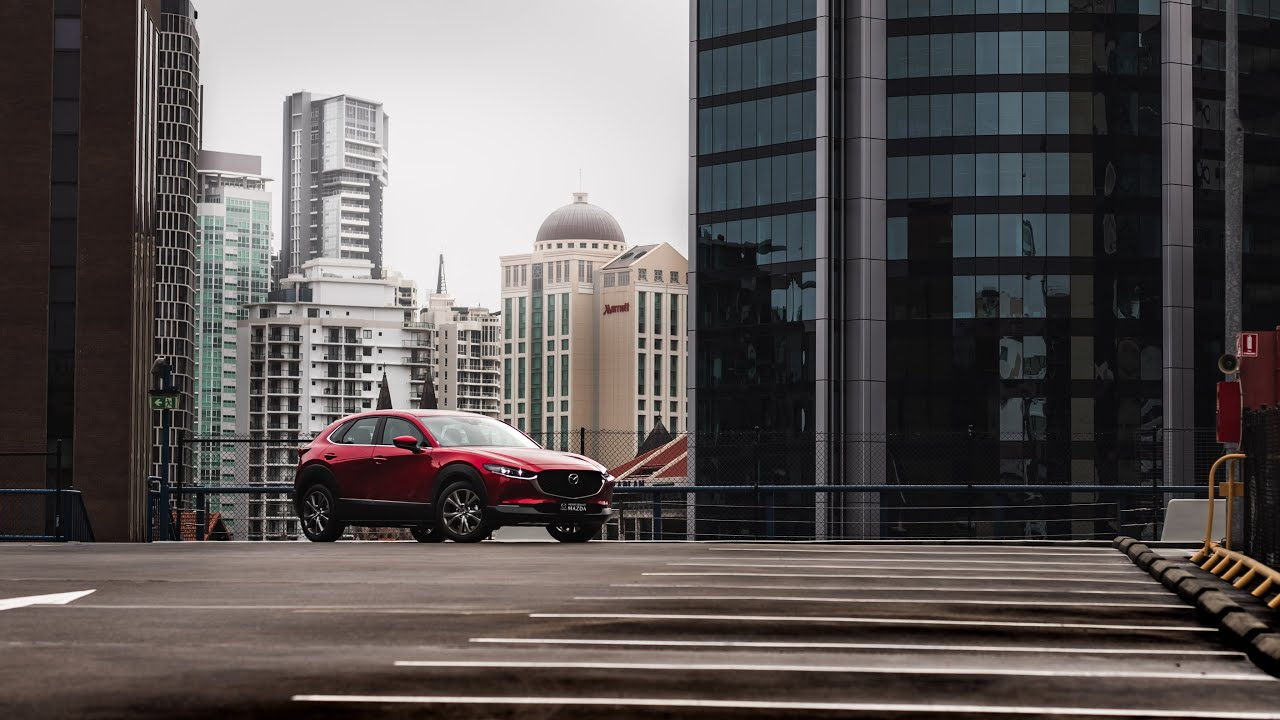 Creating a Car Commercial in 24 Hours - The all new Mazda CX-30