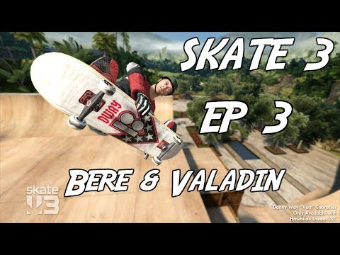 Skate 3: Ep3 - The Downhill Challenge