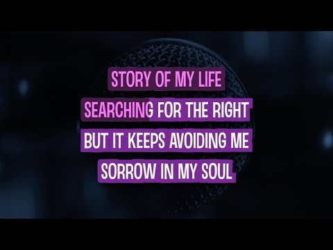 Unfaithful Karaoke Version by Rihanna (Video with Lyrics)