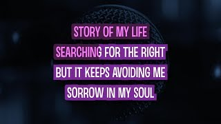 Unfaithful Karaoke Version by Rihanna (Video with Lyrics)