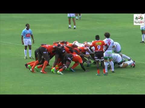 Finale de l Africa Bronze cup 2017 - XV ZAMBIEN 25 vs XV ALGERIEN 30