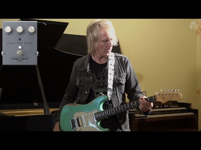 FREE THE TONE/TRING SLINGER SS-1V - Jeff Kollman (SHORT DEMO)