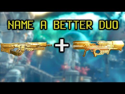 DOOM Eternal: The Best Combo and the Rocket Launcher |