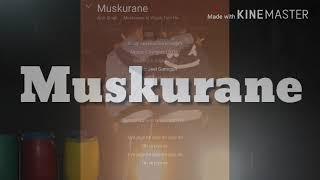 """Muskurane and Liriknya """"Tum Hi Ho"""""""