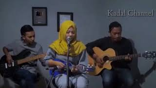Download lagu Menunggu Kamu - Anji LIRIK COVER @Ferachocolatos @Gilang & @Bala