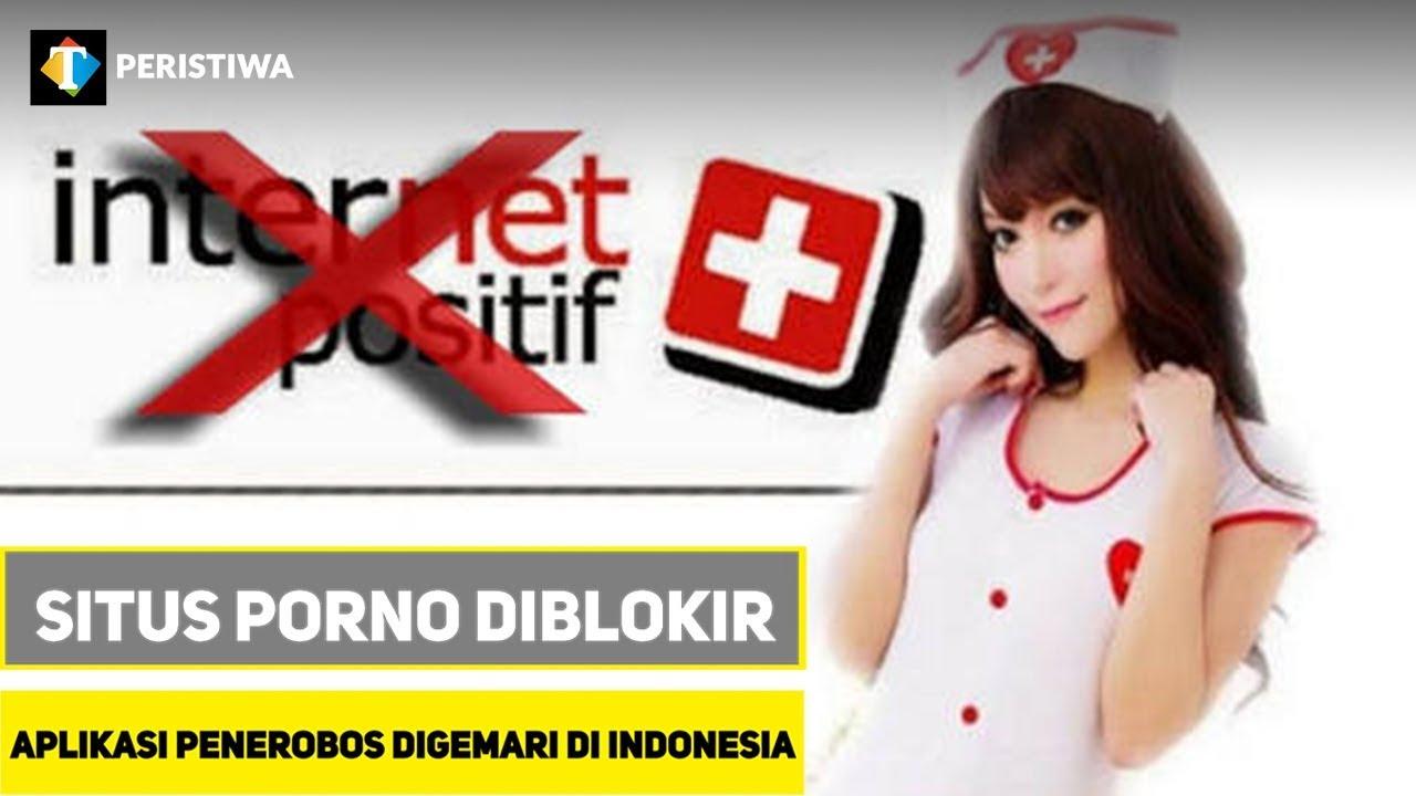 Situs Porno Diblokir, Aplikasi Penerobos Digemari di Indonesia