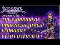Dissidia Final Fantasy: Opera Omnia THE WARRIOR OF DARKNESS COMES!! LEONHART EVENT OVERVIEW!!