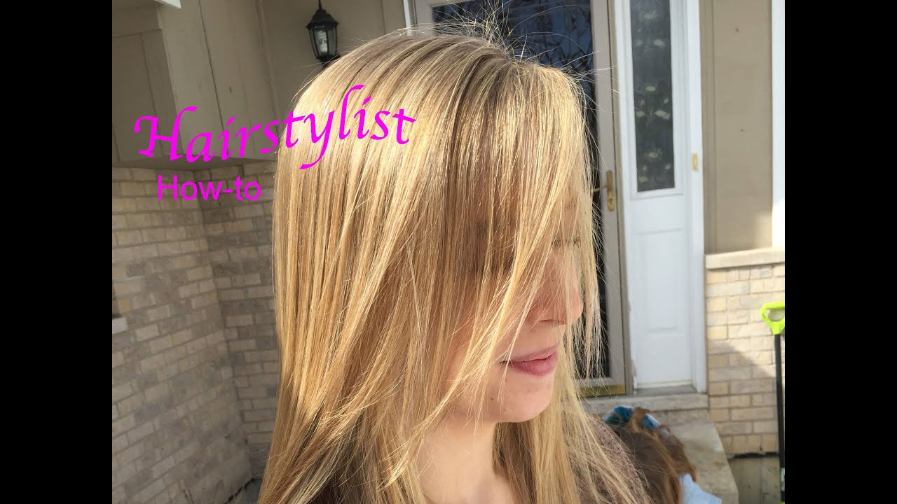How To Do Babylights Hair Tutorial Natural Looking Highlights