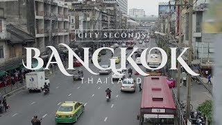 City Seconds - Bangkok, Thailand