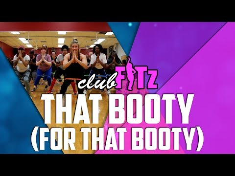 THAT BOOTY (FOR THAT BOOTY) by NOVACAIN | Club FITz Dance Fitness Choreo by Lauren Fitz Mp3
