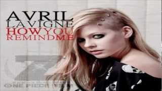 Avril Lavigne How you Remind me (One Piece film Z ost)