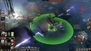 Dow3 - game 113 - SM vs Eldar - Fighting Warp Spiders!