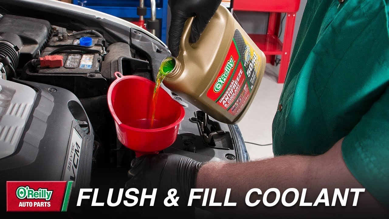 Radiator Flush: DIY Step-by-Step | O'Reilly Auto Parts