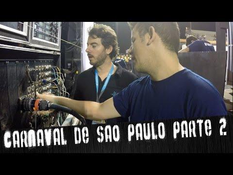 Carnaval de São Paulo Parte 2 | ÁudioRepórter News #12