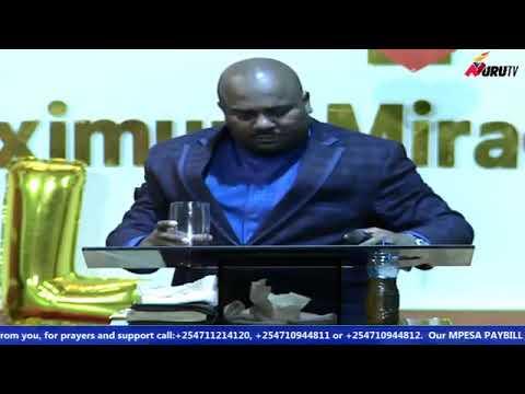 ABUNDANCE -   BSP. PIUS MUIRU -SERMONS 2018